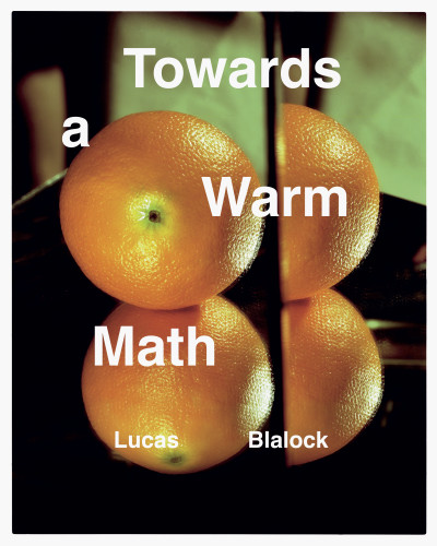 Towards a Warm Math by Lucas Blalock, 2011