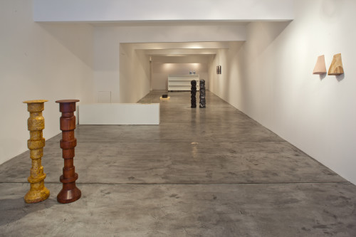4.Installation view. The View from the Sides of my Nose Nillson et Chiglien Gallery Hong Kong, 2013