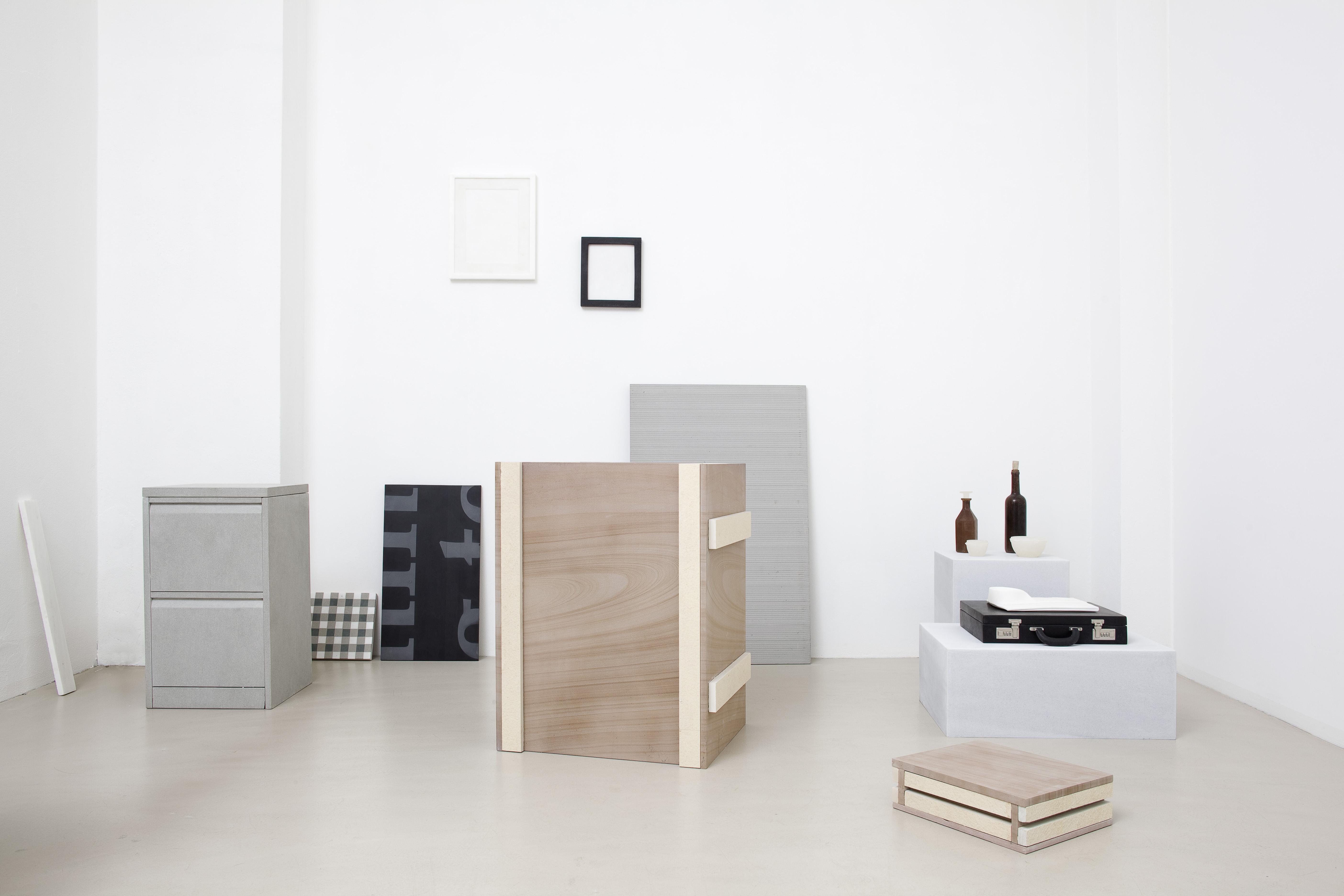 ´Shadows of words spoken´(2010). Installation View, Gallery Christia Ehrentraut