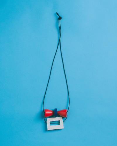 Tusk x Chad Kouri necklace